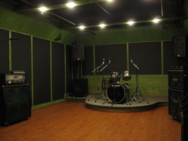 Новая реп комната Green
