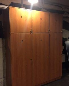 Шкафы для инструментов на UTG